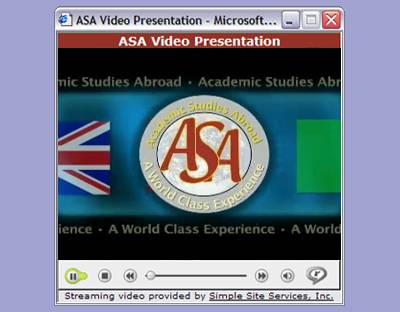 Screenshot Of Work Done For Academic Studies Abroad